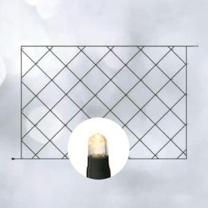 Netverlichting verlengstuk 2x3 meter